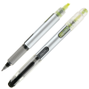 View Extra Image 1 of 3 of Slim Roller/Highlighter Combo Pen - 24 hr