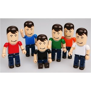 USB People - 1GB - Male Image 5 of 5