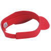 View Extra Image 2 of 2 of Lightweight Brushed Twill Visor - 24 hr