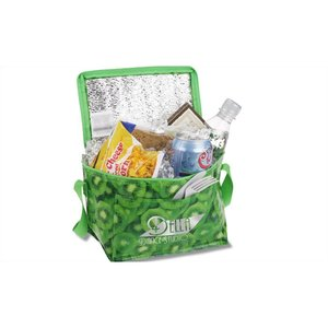 PhotoGraFX Six Pack Cooler - Apples Image 1 of 3