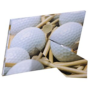 Paper Photo Frame - Golf Image 1 of 1