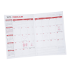 Patriotic Monthly Planner - 10x7 Image 1 of 1
