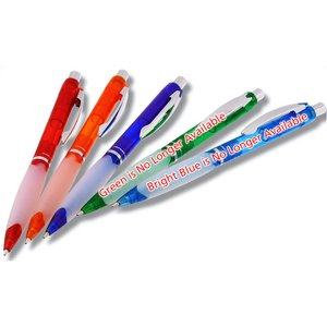 Paper Mate Plunge Pen - Translucent Image 1 of 2