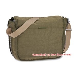 Expandable Messenger Laptop Bag - Closeout Image 2 of 2