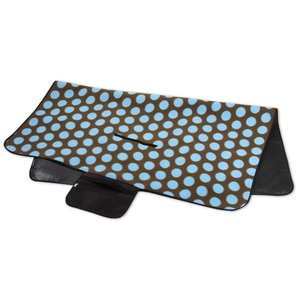 Picnic/Stadium Blanket - Polka Dot Image 2 of 4
