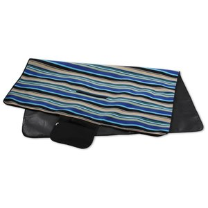 Picnic/Stadium Blanket - Mountain Stripe Image 3 of 4