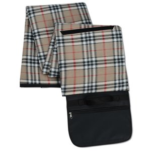 Picnic/Stadium Blanket - Tartan Plaid Image 1 of 2