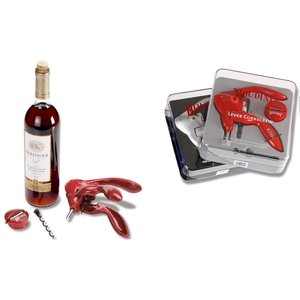 Houdini Corkscrew Gift Set Image 1 of 2