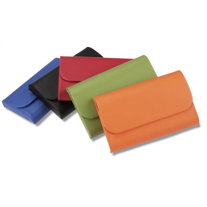 4imprint.com: Colorplay Magnetic Business Card Holder 103441