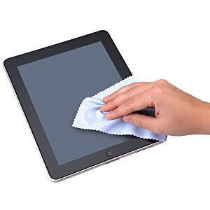 Microfiber Laptop Cleaning Cloth - 6 x 6 Image 1 of 1