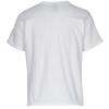 View Extra Image 1 of 1 of Anvil Ringspun 4.5 oz. T-Shirt - Youth - White - Embroidered