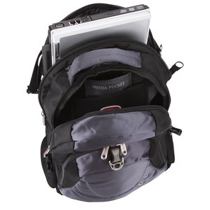 Wenger Tech-Laptop Backpack Image 2 of 6
