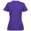 View Extra Image 1 of 1 of Fruit of the Loom HD T-Shirt - Ladies' - Colors