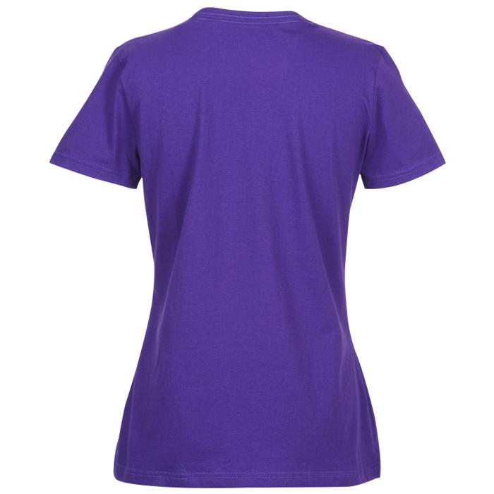 4c89e90d3 4imprint.com  Fruit of the Loom HD T-Shirt - Ladies  - Colors 103493-L-C