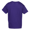 View Extra Image 2 of 2 of Fruit of the Loom HD T-Shirt - Youth - Colors - Screen