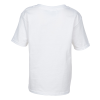 View Extra Image 2 of 2 of Fruit of the Loom HD T-Shirt - Youth - White - Screen - 24 hr