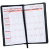 Hard Cover Planner - Monthly