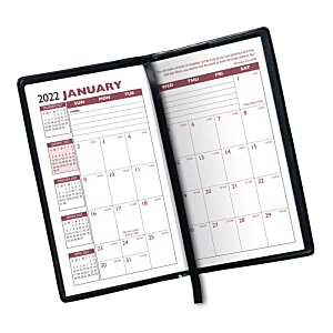 Hard Cover Planner - Monthly Image 2 of 2