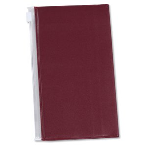 Planner with Zip-Close Pocket - Monthly - Academic - Opaque Image 2 of 4