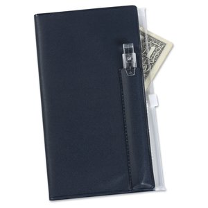 Planner with Zip-Close Pocket - Monthly - Opaque Image 3 of 4