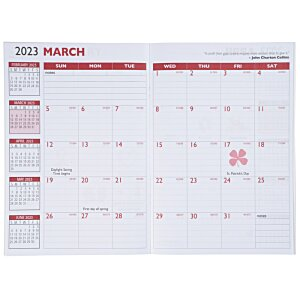 Executive Monthly Planner - Academic Image 2 of 2