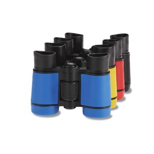 Sports Rubber Binoculars - 24 hr Image 2 of 2