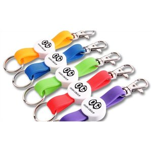 Key Flex Retractable Badge Holder - Closeout Colors Image 1 of 2
