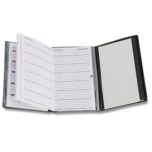 Tri-Fold Academic Planner w/Scratch Pad & Contact Book Image 2 of 3