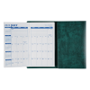 Tri-Fold Monthly Planner with Scratch Pad & Contact Book Image 1 of 3