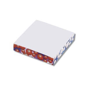 "Post-it® Notes Thin Cubes - 2-3/4"" x 2-3/4"" x 1/2"""