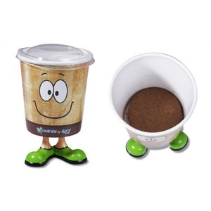 Grow Cup w/Feet - Guy