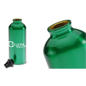 Streak Aluminum Sport Bottle - 22 oz. Image 1 of 2