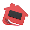 View Extra Image 1 of 3 of Magnetic House Shaped Letter Slitter - Translucent