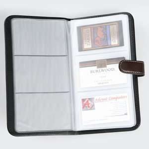 Lamis Business Card Holder - Overstock Image 1 of 2