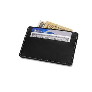 Millennium Leather Card Wallet Image 1 of 2
