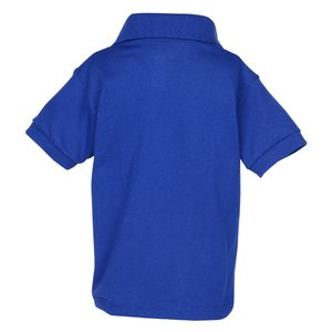 Hanes ComfortBlend 50/50 Jersey Sport Shirt - Youth Image 1 of 1