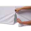 View Image 7 of 7 of Hemmed UltraFit Table Cover - 8'