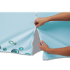 View Image 7 of 7 of Hemmed UltraFit Table Cover - 8' - Full Color