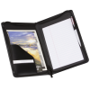 View Extra Image 1 of 3 of Windsor Impressions Jr. Zippered Padfolio - Debossed - 24 hr