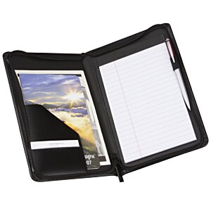 Windsor Impressions Jr. Zippered Padfolio Image 3 of 3
