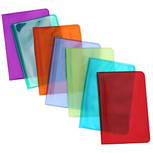 Fold Over Wallet - Translucent Image 1 of 2
