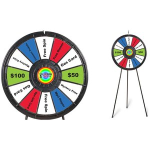 Prize Wheel with Soft Carry Case Image 3 of 6