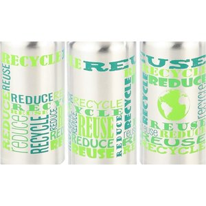 h2go Classic Stainless Steel Sport Bottle – 20 oz. – Eco Image 4 of 4
