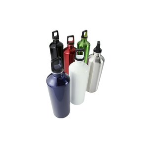 h2go Classic Stainless Steel Sport Bottle - 34 oz. Image 1 of 1