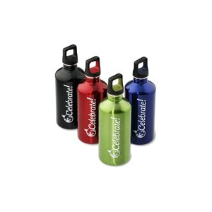 h2go Stainless Bottle - 20 oz. - Celebrate - Color Image 2 of 2