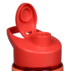 View Image 4 of 5 of Infuser Mini Mountain Bottle with Flip Carry Lid - 22 oz.
