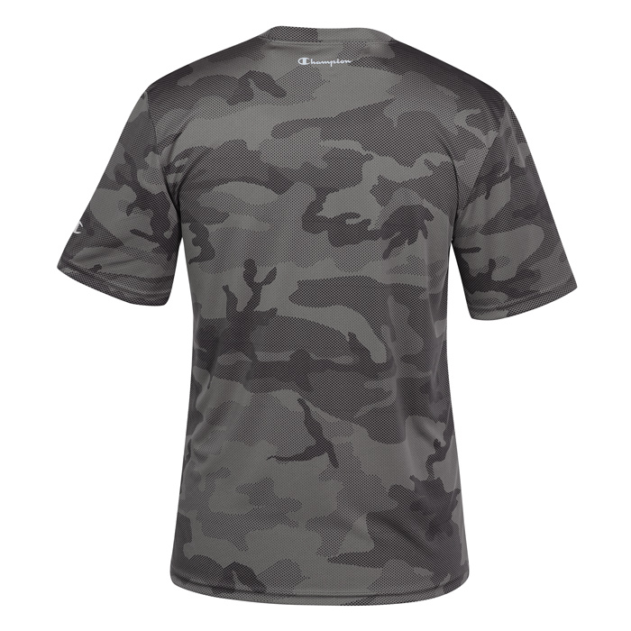 116c2a5a18fe Champion Double Dry Performance T-Shirt - Men's - Camo - Embroidered Image  1 of