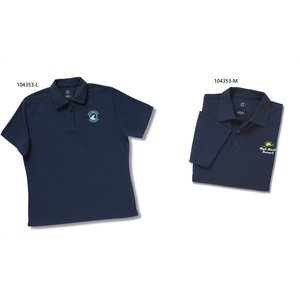 Ledger Polo - Ladies' Image 2 of 2