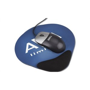 Gel Combo Mouse Pad - Sublimated Image 1 of 2
