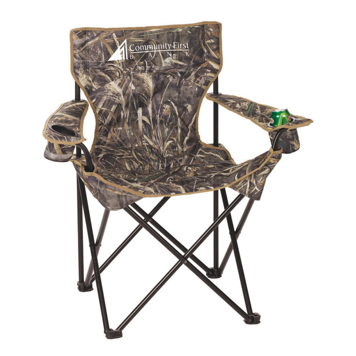 4imprint Com Camo Quot Big Un Quot Folding Camp Chair 104480 Camo